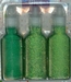 Glitter Glue Set Groen